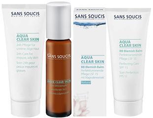 Sans Soucis Aqua Clear Skin