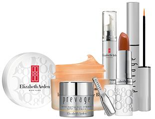 Elizabeth Arden Lippen- & Augenpflege
