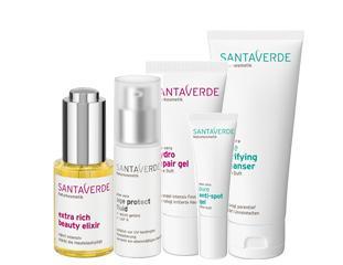 Santaverde Gesichtspflege