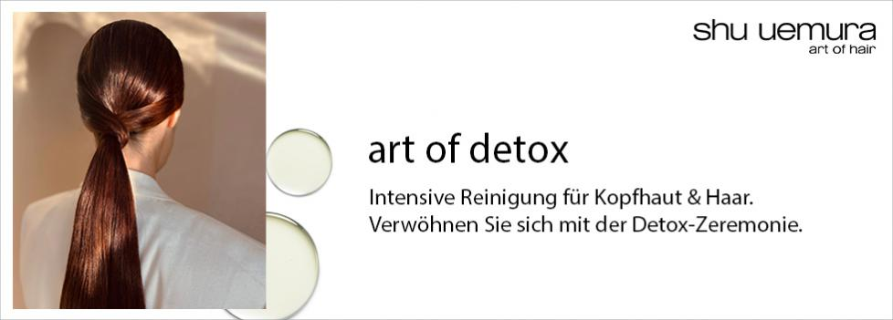 Shu Uemura art of detox