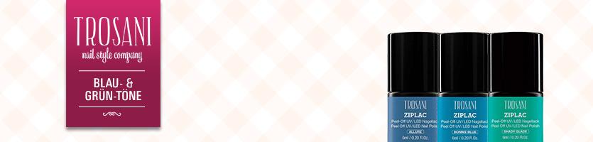 Trosani Blau- & Grün-Töne