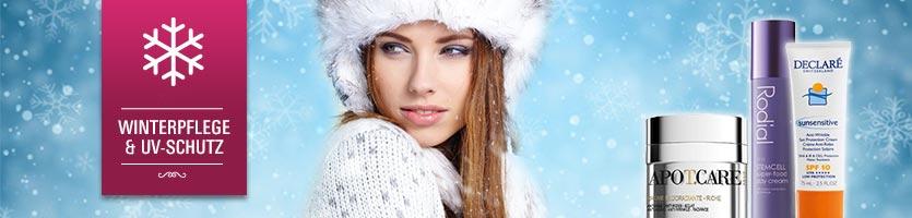Winterpflege & UV-Schutz