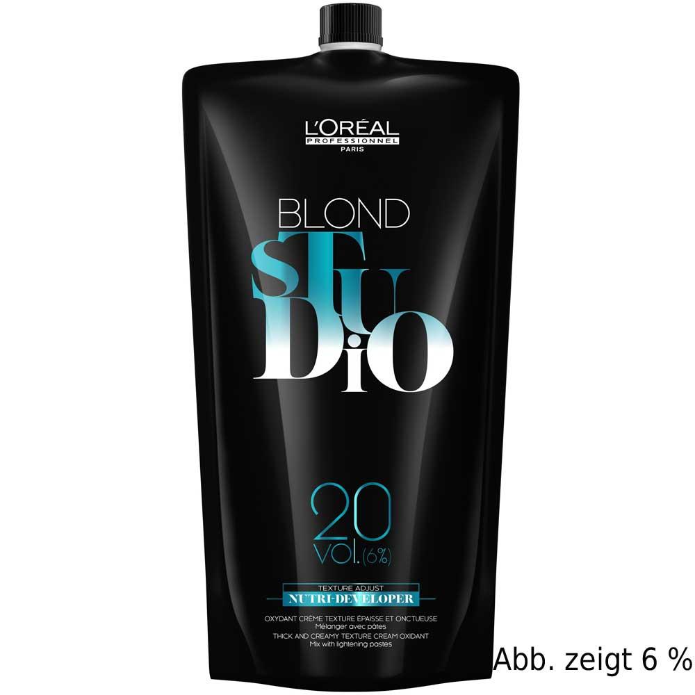 Loreal Blond Studio Nutri-Developpeur 12 1000 ml