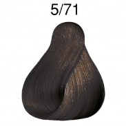 Wella Color Touch Deep Browns 5/71 hellbraun braun-asch 60 ml