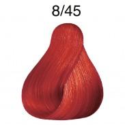 Wella Koleston Vibrant Reds 8/45 hellblond rot-mahagoni 60 ml