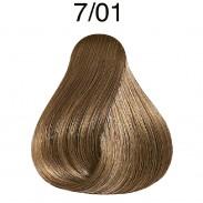 Wella Koleston Pure Naturals Blondes 7/01 mittelblond natur-asch 60 ml