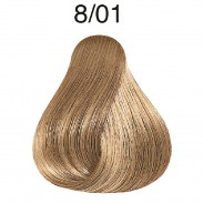Wella Koleston Pure Naturals Blondes 8/01 hellblond natur-asch 60 ml