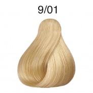 Wella Koleston Pure Naturals Blondes 9/01 lichtblond natur-asch 60 ml