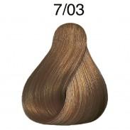 Wella Koleston Pure Naturals Blondes 7/03 mittelblond natur-gold 60 ml