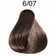 Wella Koleston Pure Naturals Blondes 6/07 dunkelblond natur-braun 60 ml