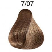 Wella Koleston Pure Naturals Blondes 7/07 mittelblond natur-braun 60 ml