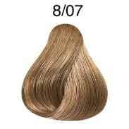 Wella Koleston Pure Naturals Blondes 8/07 hellblond natur-braun 60 ml