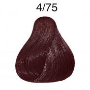 Wella Koleston Deep Browns 4/75 mittelbraun braun-mahagoni 60 ml