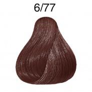 Wella Koleston Deep Browns 6/77 dunkelblond  braun intensiv 60 ml