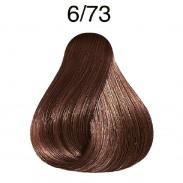 Wella Color Touch Deep Browns 6/73 dunkelblond braun-gold 60 ml