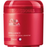 Wella Care³ Brilliance Mask kräftiges coloriertes Haar 150 ml