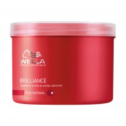 Wella Care³ Brilliance Mask feines/normales coloriertes Haar 500 ml
