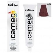 Cameo Color Haarfarbe 4/6i mittelbraun intensiv violett-intensiv 60 ml