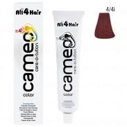 Cameo Color Haarfarbe 4/4i mittelbraun intensiv rot-intensiv 60 ml
