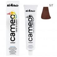 Cameo Color Haarfarbe 5/7 hellbraun braun 60 ml