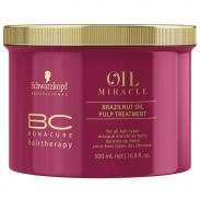 Schwarzkopf BC Bonacure Oil Miracle Brazilnut Oil Treatment 500 ml