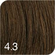Revlon Revlonissimo Colorsmetique Color & Care 4,3 Mittelbraun gold 60 ml
