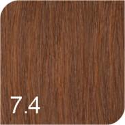 Revlon Revlonissimo Colorsmetique Color & Care 7,4 Mittelblond kupfer 60 ml