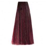 3DeLuxe Professional Hair Color Cream 6.62 Dunkelblond rot violett 100 ml