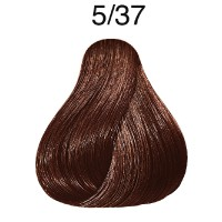 Wella Color Touch Rich Naturals 5/37 Gold Braun 60 ml