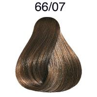 Wella Color Touch Plus 66/07 dunkelblond-intensiv natur-braun 60 ml