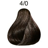 Wella Koleston Pure Naturals Browns 4/0 mittelbraun 60 ml