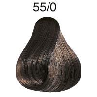 Wella Koleston Pure Naturals Browns 55/0 hellbraun intensiv 60 ml