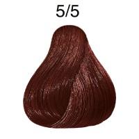 Wella Koleston Vibrant Reds 5/5 hellbraun mahagoni 60 ml