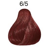 Wella Koleston Vibrant Reds 6/5 dunkelblond mahagoni 60 ml