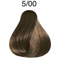 Wella Koleston Pure Naturals Browns 5/00 hellbraun natur 60 ml