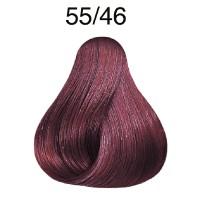 Wella Koleston Vibrant Reds 55/46 hellbraun-intensiv rot-violett 60 ml