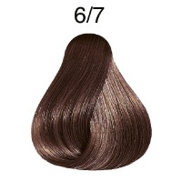 Wella Koleston Deep Browns 6/7 dunkelblond braun 60 ml