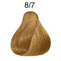 Wella Koleston Deep Browns  8/7 hellblond braun 60 ml