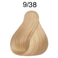 Wella Koleston Rich Naturals 9/38 lichtblond gold-perl 60 ml