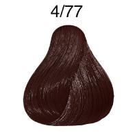 Wella Koleston Deep Browns 4/77 mittelbraun braun-intensiv 60 ml