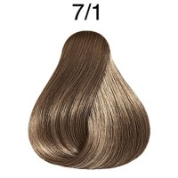 Londa Color 7/1 Mittelblond asch 60 ml