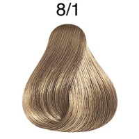 Londa Color 8/1 Hellblond asch 60 ml