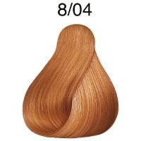 Wella Koleston Pure Naturals Blondes 8/04 lichtblond natur-rot 60 ml