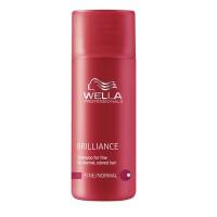 Wella Care³ Brilliance Shampoo feines/normales Haar Reisegröße 50 ml
