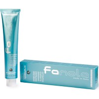 Fanola Creme Haarfarbe 7.04 100 ml