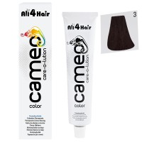 Cameo Color Haarfarbe 3 dunkelbraun 60 ml