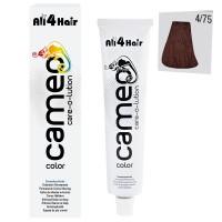 Cameo Color Haarfarbe 4/75 mittelbraun braun-mahagoni 60 ml