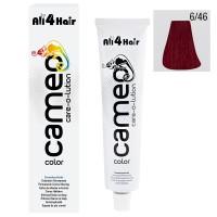 Cameo Color Haarfarbe 6/46 dunkelblond intensiv rot violett 60 ml