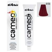 Cameo Color Haarfarbe 6/56 dunkelblond intensiv mahagoni violett 60 ml