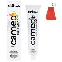 Cameo Color Haarfarbe 7/4i mittelblond intensiv rot-intensiv 60 ml